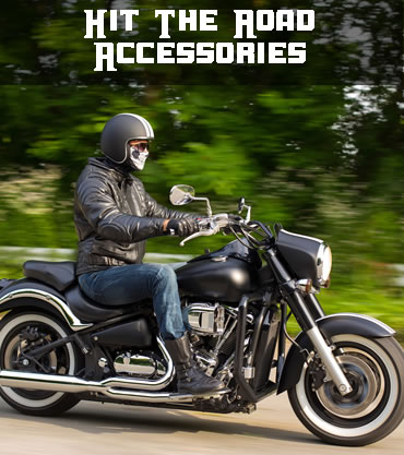 Biker Leather Apparel | Motorcycle Leather Accessories