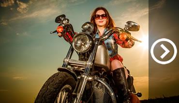Biker Leather Homepage